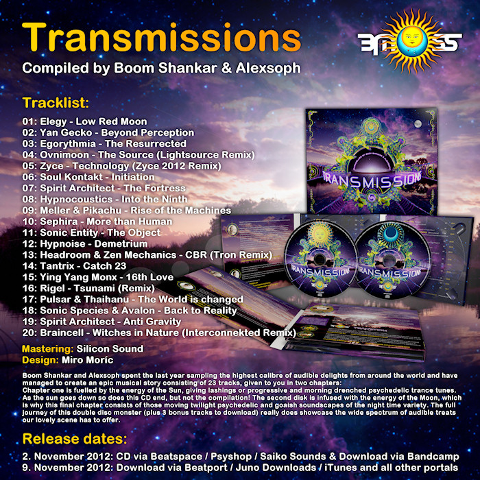 Transmissions PR Cover