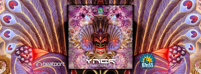 Yner - Connections Part 2 EP Banner